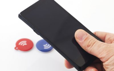 Using QR codes and NFC tags to drive enquiries and conversions.